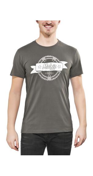 Maloja AllenM. T-Shirt Men charcoal